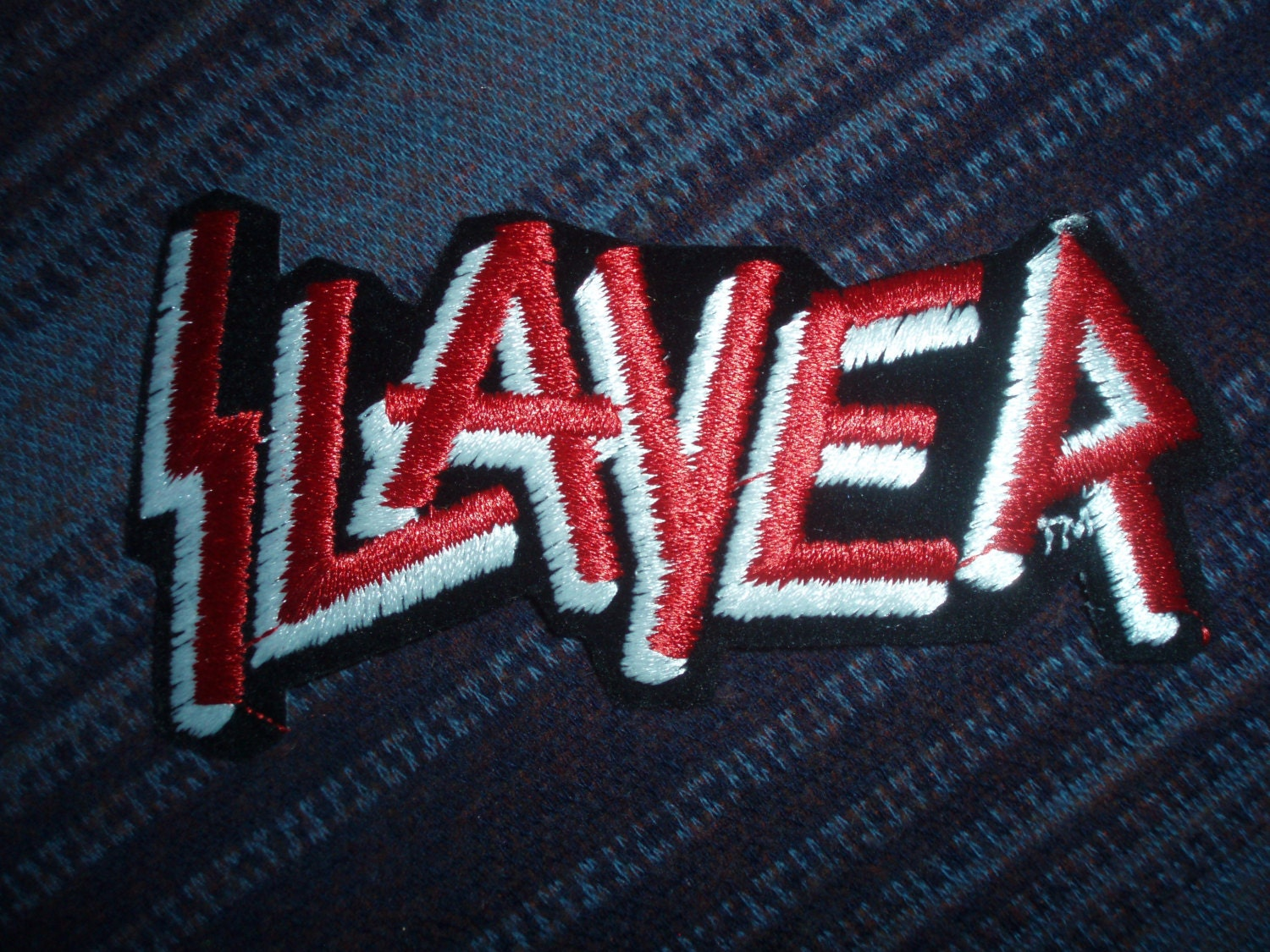 Astaroth Metal Shop - Embroidered Patch for sale - Rock