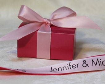 "Ribbon~Personalized 5/8"" 100' Roll"