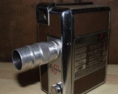 Revere 8mm Movie Camera Vintage 1950s