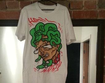 Hail Mary Clothing : Medusa t-shirt.