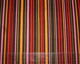Sublime brown stripe by Doohickey Designs for Riley Blake Designs