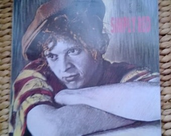 Simply Red -Picture Book LP