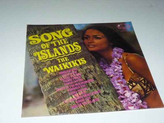 The Waikikis Hilo Kiss