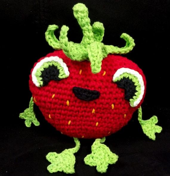 Amigurumi Crochet Easy : Amigurumi Crochet Pattern Quick and Easy Barry the