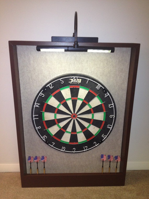 dart cabinet with light 1