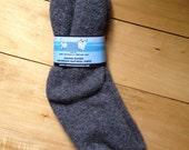 Super Thick and Warm Suri Alpaca Boot Socks