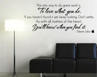 Steve Jobs Etsy - wall art designer jobs