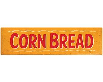 Corn Bread BBQ Barbecue Wall Decal #44126