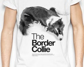 Border collie T-shirt SELVA