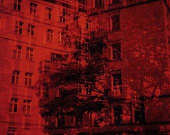 Berlin-Karl-Marx-Allee // Fine Art Lomography // Print