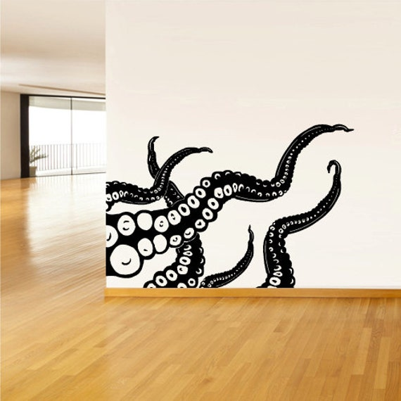 Wall Decal Vinyl Sticker Decals Octopus Sprut by ...