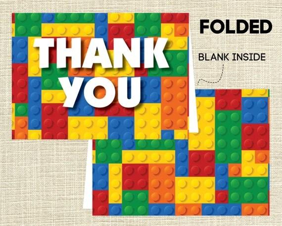 Lego Invitation Card with beautiful invitations sample