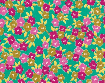 BELOW Wholesale Lucky Girl JENNIFER PAGANELLI 1 Yard Emma in Green