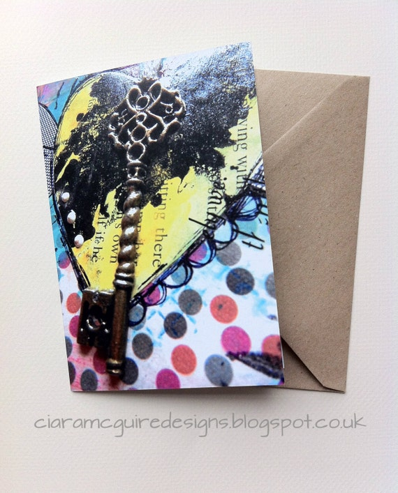 Art Cards/ Prints-Greeting Card of Original Painting