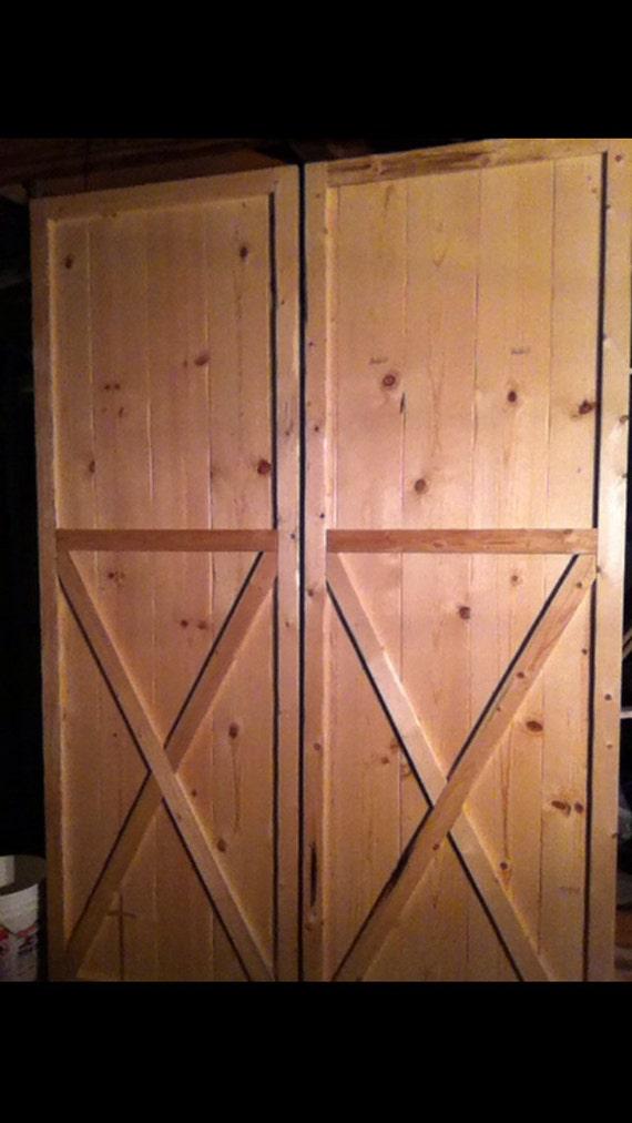 Items Similar To Barn Door Wood Interior Door Reclaimed Wood Home Decor On Etsy