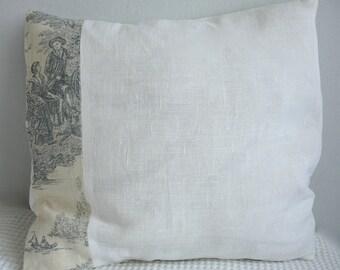 Linen Pillowcase
