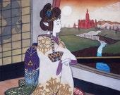 Legend of Zelda Geisha AR...