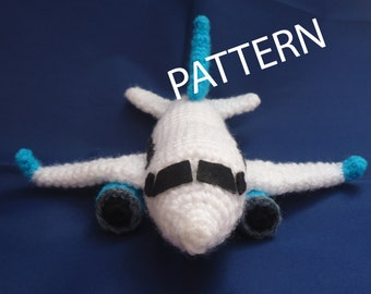 CROCHET AIRPLANE TOY PATTERN FREE CROCHET PATTERNS