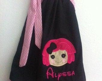 lalaloopsy pillowcase dress