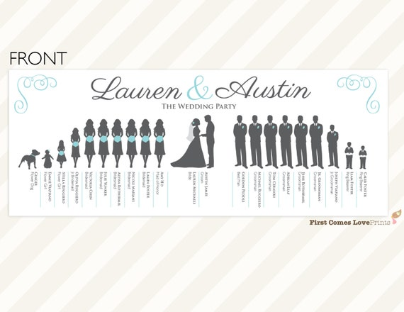 Printable Silhouettes Printable Silhouette Wedding