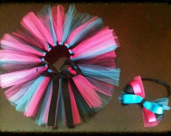 0 to 2 year fluffy tutu skirt from PrincessGiselles