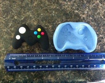 Video game controller silicone mold