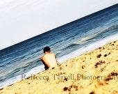 Summer Solstice-  Beach Boy- Fine Art Photography- Beach Photography- Photography- Photograph