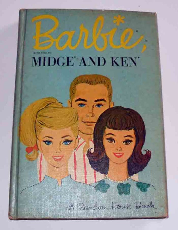 "book report the ken and barbie Debuting two years after barbie, the original ken stood at 12"" tall and sported molded hair in blond and brunette."