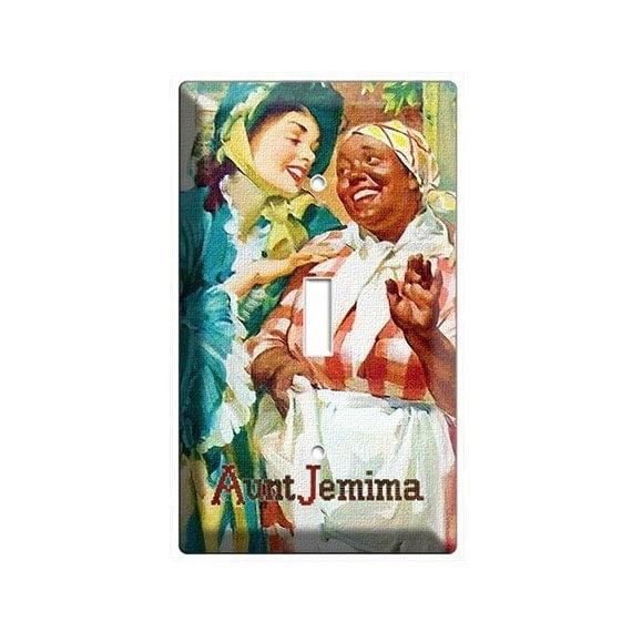 Https Www Etsy Com Listing 161813246 Aunt Jemima Kitchen Vintage Decor Retro