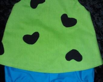 Flintsones Pebbles Costume