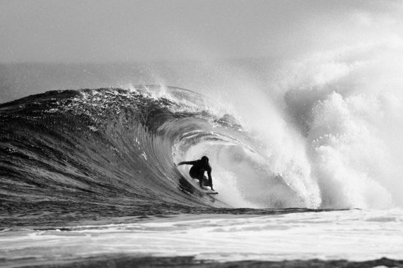 surf photography surfing hawaii black and white photo. Black Bedroom Furniture Sets. Home Design Ideas