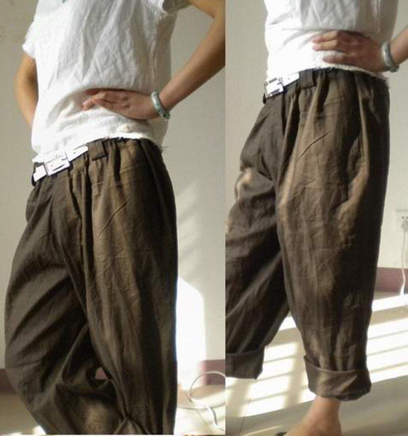 Slouchy pants | Etsy