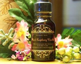 Black Raspberry Vanilla Home Fragrance Oils Uncut .5(1/2)oz
