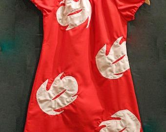 Lilo and Stitch- Peasant Style Lilo Dress Girls Sizes 8-14