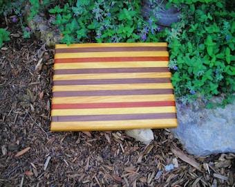 Ready to SHIP!! FREE SHIPPING!!! Handmade Wood Cutting Board