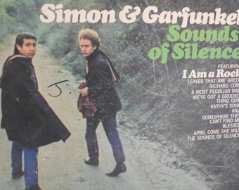 Simon and Garfunkel- Sounds Of Silence - Vinyl Record