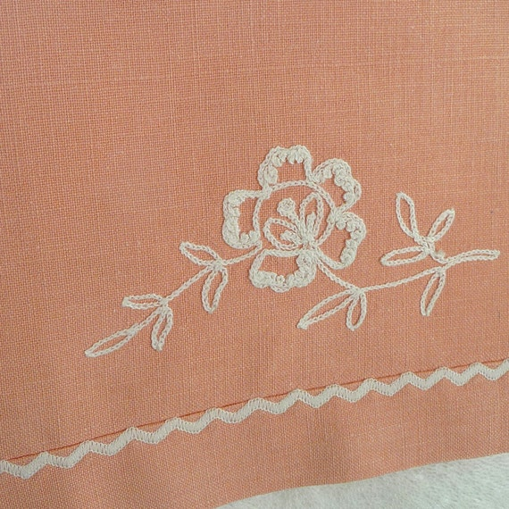 Vintage Linen Hand Towel, Decorative Hand Towel, Guest Towel, Kitchen Towel, V1005