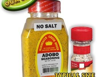 ADOBO Seasoning No Salt 11 oz
