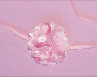 Mia headband - Pink