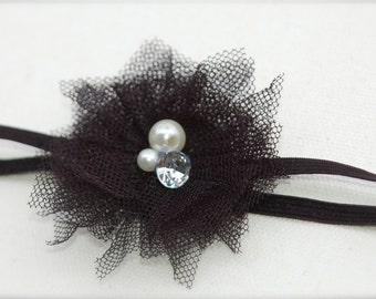 Beth headband - Black
