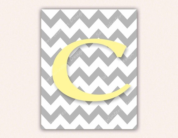 c initial chevron wallpaper - photo #9