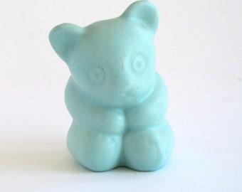 Haeger Vase -  1930's Teddy Bear