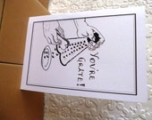 You're Grate! 'Like I Give a Damn' Celebration of a person, Valentine's, Love, Anniversary, Best Friends, I Fancy You Card
