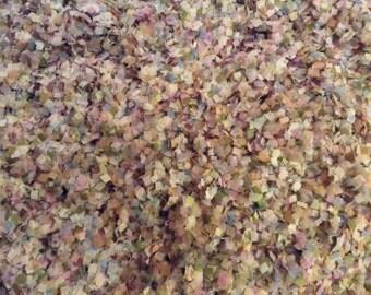 Pastel Confetti Mix Pastel Wedding Decor Tissue Confetti Biodegrable