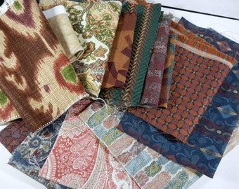 Upholstery and Home Decor Fabric Destash Bundle 2