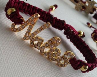 FSU/Noles/ Game Day Bracelet Qty 1