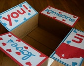 Someone Loves You Care Package Tabs