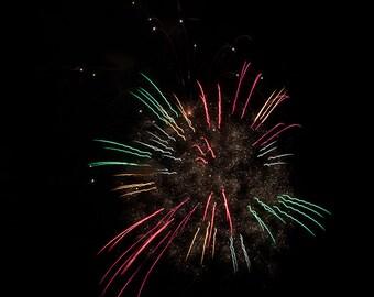 Firework Squares #3