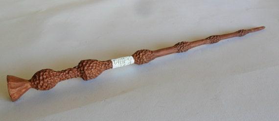 Handmade elder wand replica harry potter by hayesreplicas for Harry potter elder wand replica