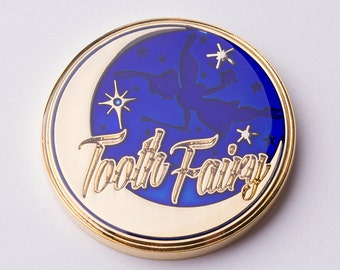 Engravable Tooth Fairy Coin